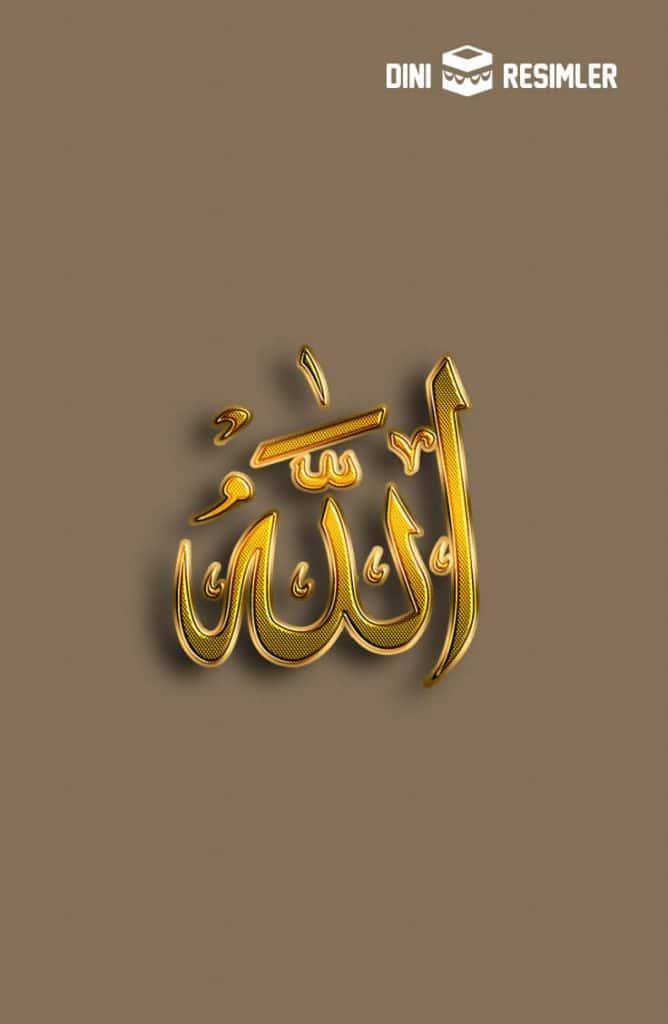 güzel Allah yazıları